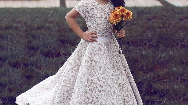 Flower Girl Dresses: So Many Exciting Choices
