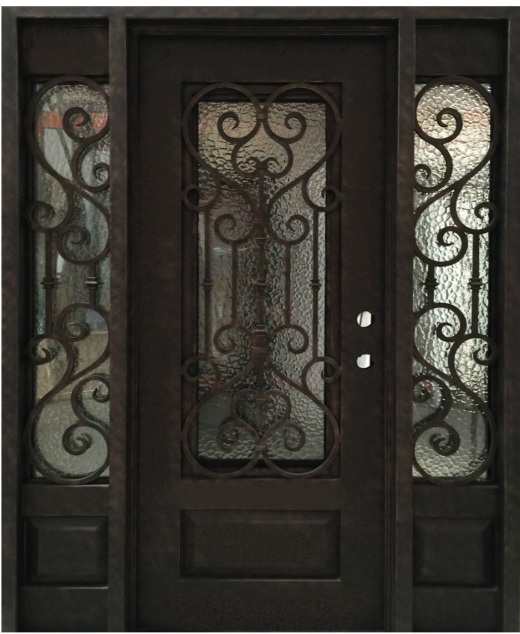 Wrought Iron for Beauty, Security, Durability, and More