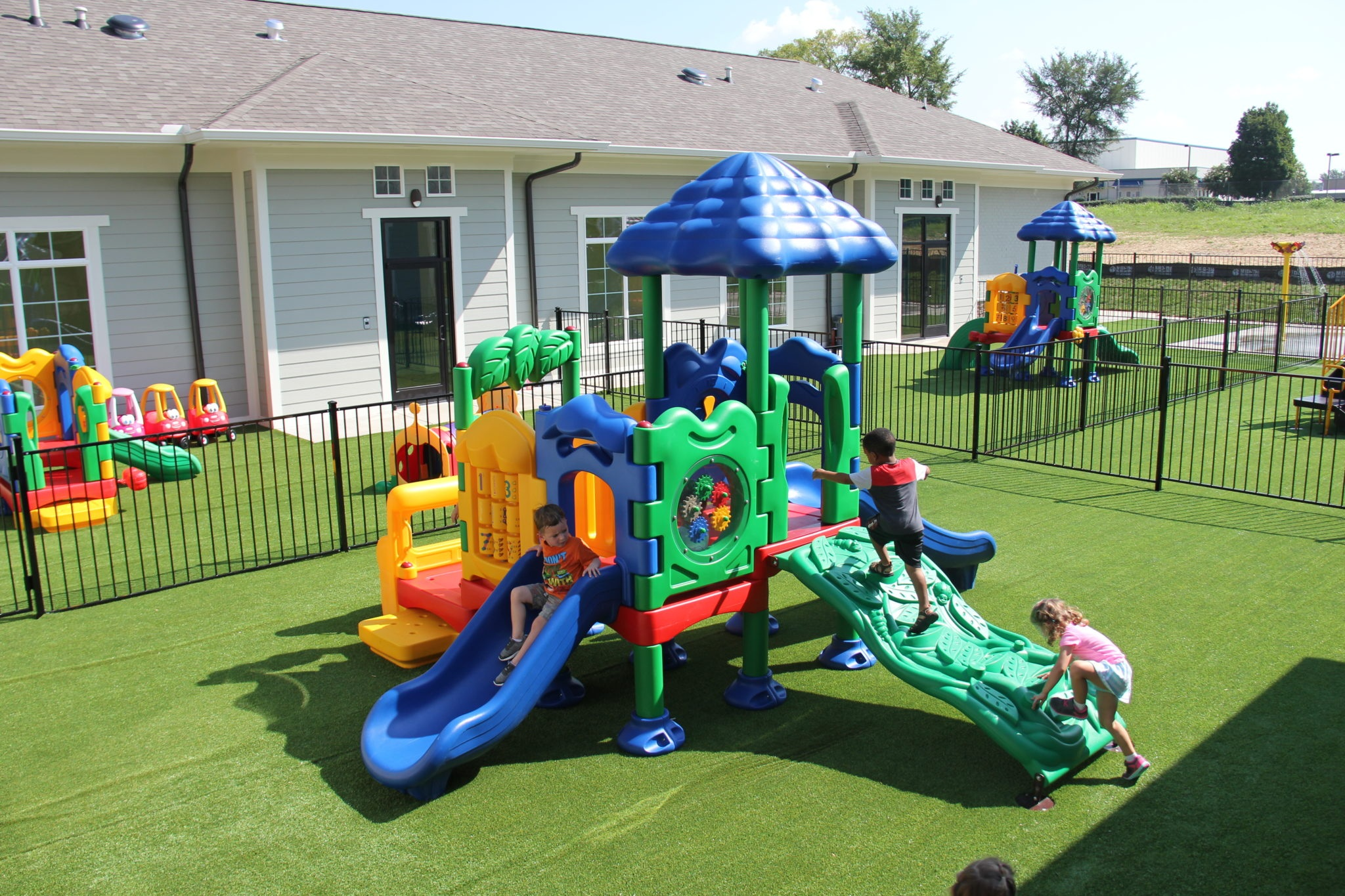 How To Choose The Best Playground Safety Surfacing