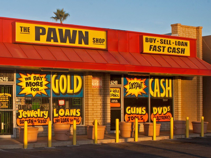 What to Sellata Pawn Shop