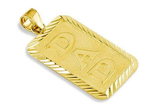 Give Dad The Gift of Gold on Father's Day