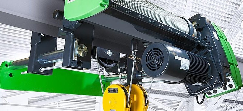 What Are the Different Types of Wire Rope Hoists?