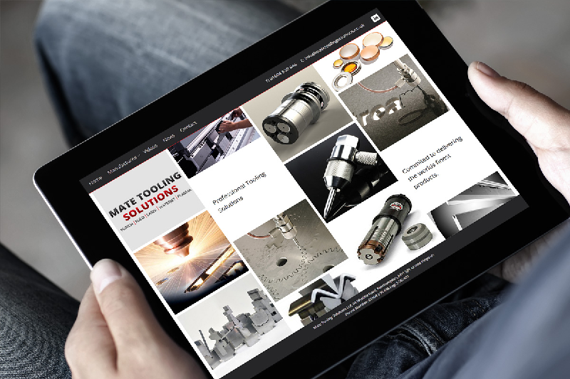 Web Design for Industrial and Manufacturing Companies
