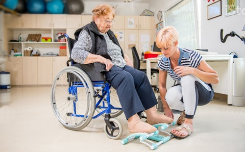 Is There Family Involvement in Nursing Home Care?