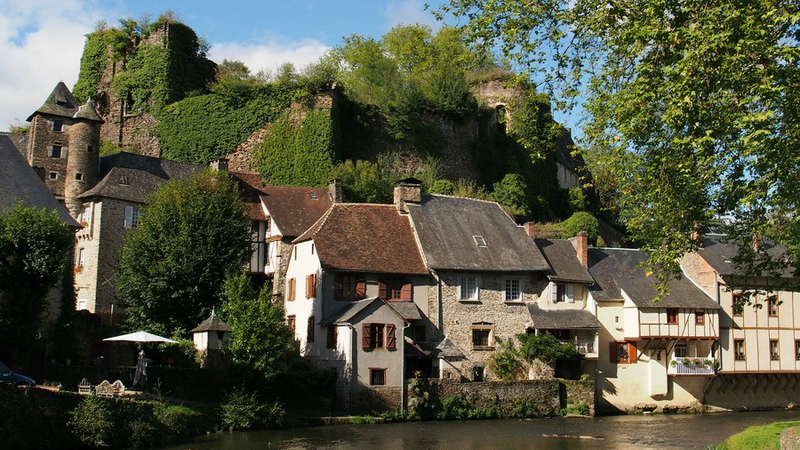 Five Cheapest Places to Buy Property in France