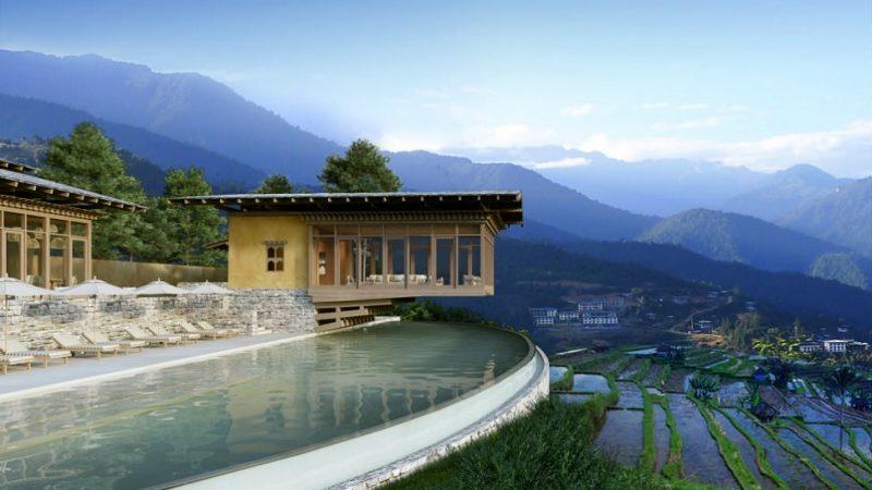 Hotels to Stay in Bhutan